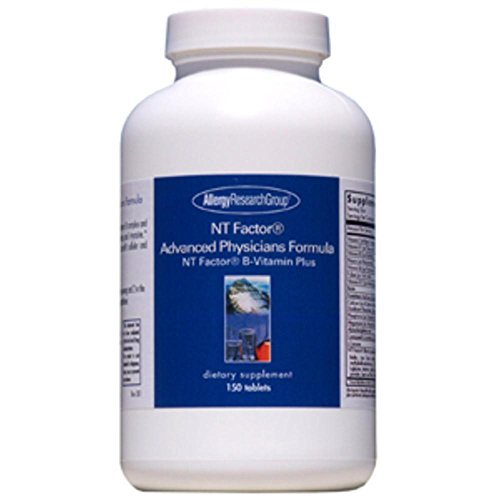Allergy Research Group - NT FactorsTM Advanced Physician Formula 150 tabs