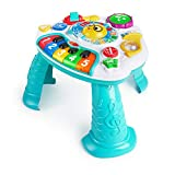 ベビーアインシュタイン Baby Einstein ディスカバリングミュージック・アクティビティテーブル (90592) by Kids II ブルー