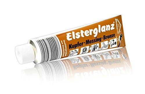 Elsterglanz Kupfer-Messing-Bronze Polierpaste