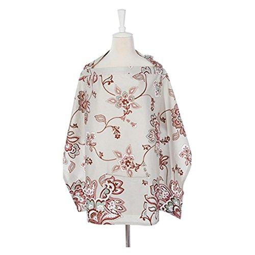 100%coton Classy Nursing Cover large couverture allaitement Tablier infirmiers S