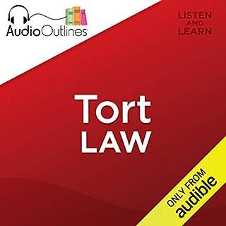 Tort Law audiobook cover art