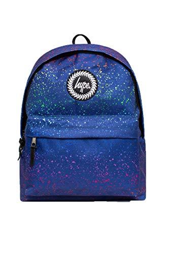 Hype Rainbow Splat Rucksack (Blau)