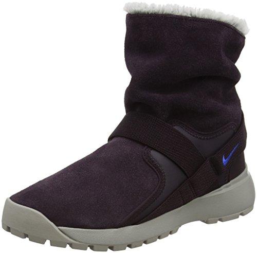 Nike Wmns Golkana Boot, Botas de Nieve para Mujer, Rojo (Oporto/Azul Carrera 600), 40.5 EU