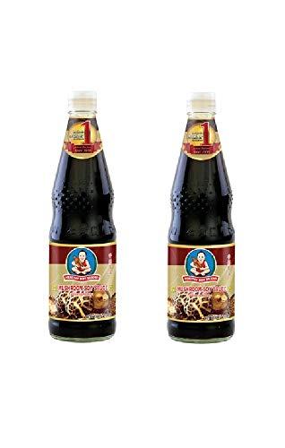 Pamai Pai® Doppelpack Sojasauce Pilzgeschmack 2 x 300ml Pilz Sauce Soja Pilzsauce
