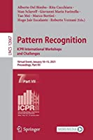 Pattern Recognition. ICPR International Workshops and Challenges: Virtual Event, January 10-15, 2021, Proceedings, Part VII (Lecture Notes in Computer Science, 12667)