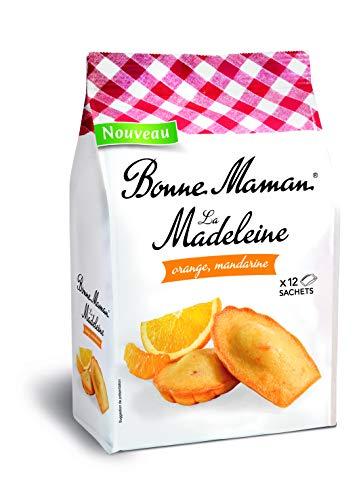Bonne Maman Madeleine mit Orange, Mandarine 300g, 12 Stück