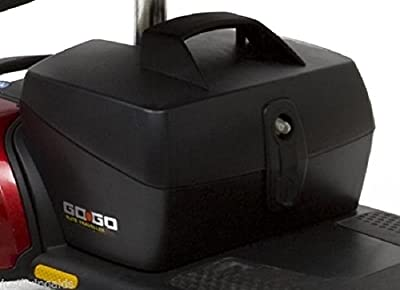 Pride GoGo Elite Large Replacement Battery Box with Fitted 22ah Batteries, VAT Exemption Available
