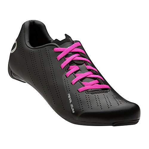 PEARL IZUMI Women's Sugar Road Cycling Shoe, White/White, 41.0