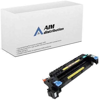 AIM Compatible Replacement for HP Color Enterprise Laserjet CP-5520/5525/M750 110V Fuser Kit (150000 Page Yield) (RM1-6180) - Generic