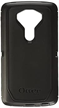 OtterBox Defender Cell Phone Case for LG V10 - Retail Packaging - Black