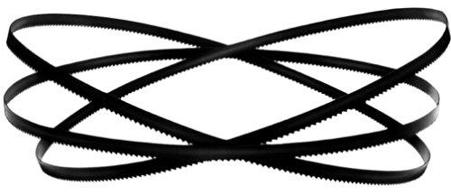 Milwaukee 48–39–0501–44–7/8-inch, 10dientes por pulgada, bi metal sierra de cinta Hojas, 3unidades
