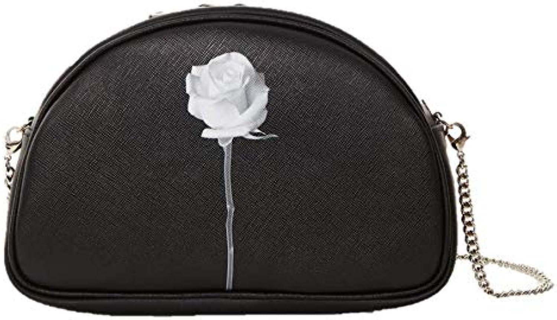 SAMO ONDOH 23 Luna Small Shoulder Crossbody Hand Bag for Women