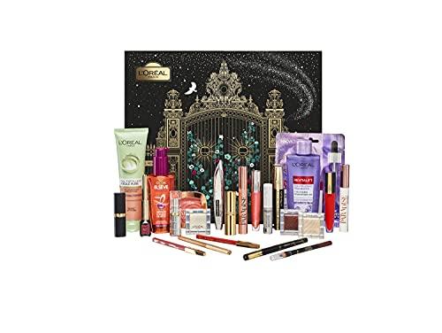 LOréal Paris Calendrier de lAvent Beauté, Maquillage & Soin