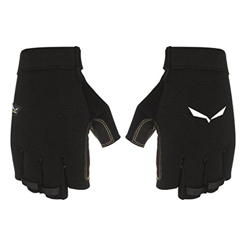 Salewa Steel VF 2 DST Gloves Handschuhe, Black, L