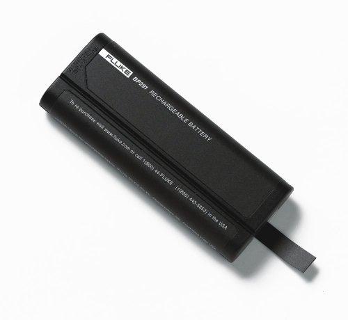 Fluke BP291 Li-Ion Double Capacity Battery Pack for Fluke 190-Series II ScopeMeter Test Tool, 4800 mAh Capacity
