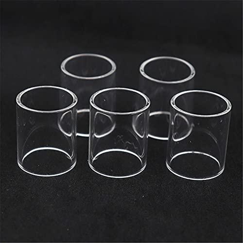 Pang-qingtian 5 stücke Ersatzglastank Fit für GEEKVAPE. Ammit. RTA/Fit für Ammit 25 RTA/Fit für Ammit Dual Coil RTA/Fit für Ammit MTL RTA. (Farbe : Fit for Ammit 25 RTA 2ml, Größe : 5pcs)