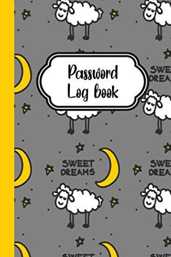 Password Log Book Password Journal Alphabetical Address Books For Passwords Password Organizer product image