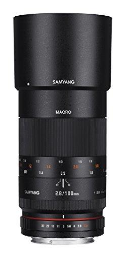 Samyang 100mm F2.8 Objektiv für Anschluss Samsung NX