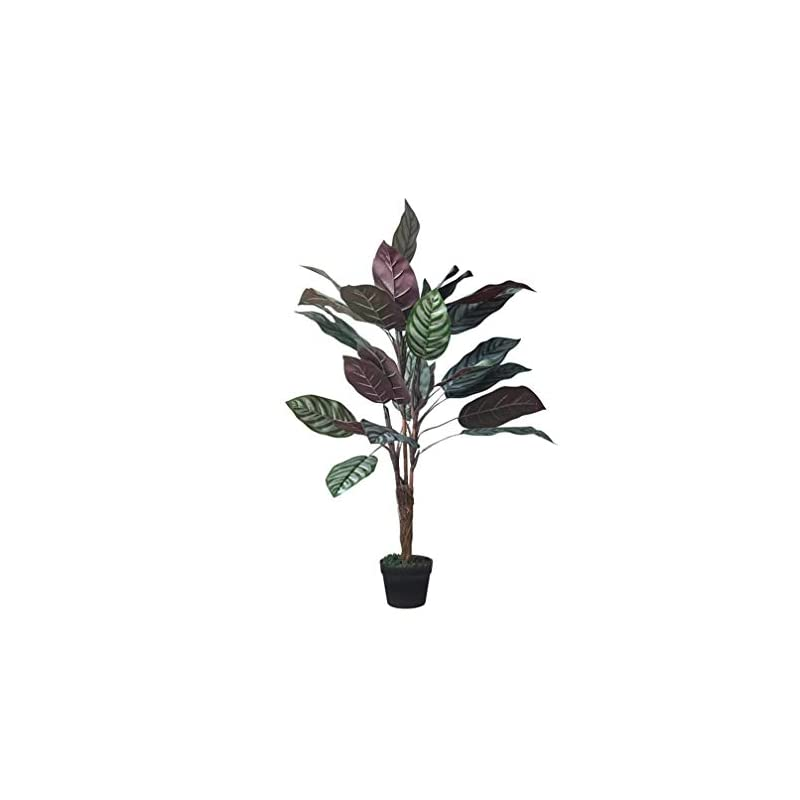 silk flower arrangements xzwyb potted shop window display large artificial tree nordic artificial feather simulation tree home floor plant decoration feather bamboo large