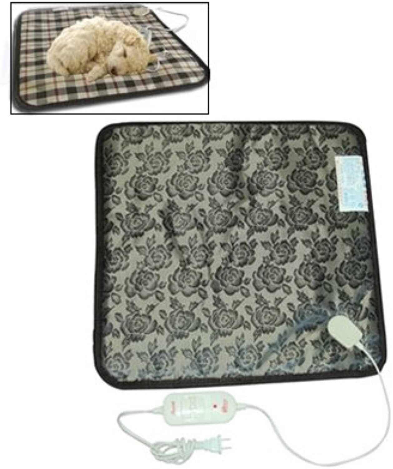 Pet Supplies Electric Heat Waterproof Mat for Pet Dog Cat Bunny Bed Heater Warming Pad