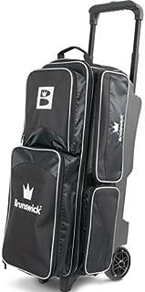 Brunswick Edge Triple Roller Bowling Bag