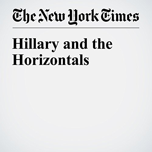 Hillary and the Horizontals cover art