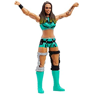WWE Tegan Nox Action Figure, Posable 6-in Collectible for Ages 6 Years Old & Up
