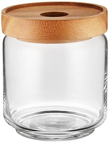 チャバツリー コロン ガラス ジャー 保存 容器 500cc ST007