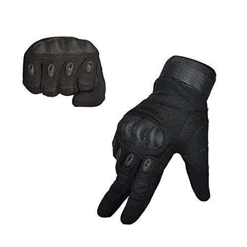 A-zack Brudergo Herren Taktische Handschuhe Touchscreen Handschuhe Fahrrad Handschuhe Outdoor Handschuhe Army Gloves Ideal für...