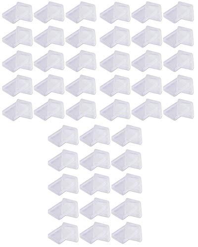the lazy panda card company Kunststoffboxen Spielkarten Ordnungshilfen (Größe 9,7 x 6,6 x 2,5 cm) Spielkartenetui Kartenboxen (45 Stück)
