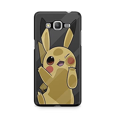 Coque pour Samsung Galaxy Grand Prime Pokemon go Team Pokedex Pikachu Manga Tortank Game Boy Color Salameche Noctali Valor Mystic Instinct Case 14