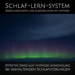 Schlaf-Lern-System. Besser einschlafen und durchschlafen mit Hypnose Titelbild