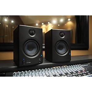 "Presonus E4.5-4.5"" 2-Way Near Field Studio Monitor (Pair), Black (Eris E4.5),medium"