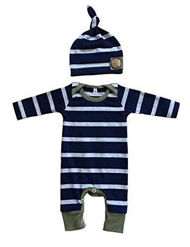 Infant Newborn Baby Boy Clothes Str…