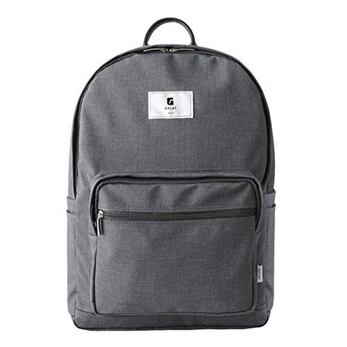 Modischer Schulrucksack, Büchertasche, legerer Stil, leicht, für Paare, Reise, Prime Bag (Charchol)