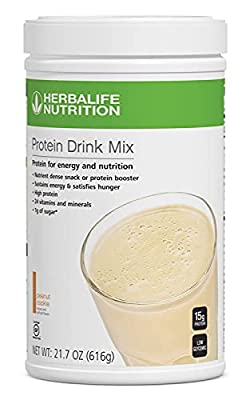 HERBALIFE Protein Peanut Cookie 616g Peanut Cookie LIMITED EDITION from Herbalife