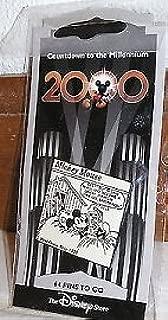 Disney Countdown to the Millennium Pin #65 - 1930 Comic Strip Mickey Mouse / MIP