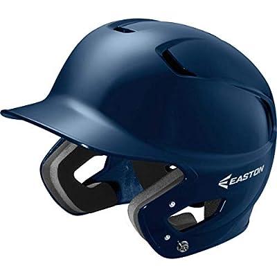 Easton Z5 2.0 Batting Helmet Solid Color Series   Baseball Softball   2020   Dual-Density Impact Absorption Foam   High Impact Resistant ABS Shell   Moisture Wicking BioDRI Liner   Removable Logo