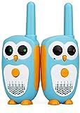 Retevis RT30 Kids Walkie Talkies Owl Toys Easy Walkie Talkies for Kids Boys and...