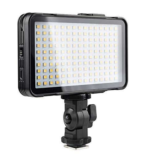 GODOX LEDM150 Panneau LED 5600K±300K Lumière Vidéo Ra95+ Lampe Photographe USB Chargeur Dimmable Portable pour Smartphones/Appareils Photo Sony Canon Nikon etc