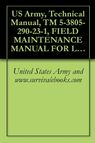 US Army, Technical Manual, TM 5-3805-290-23-1, FIELD MAINTENANCE MANUAL FOR LOADER, LIGHT SCOOP: 2.5 CUBIC YARD MULTIPURPOSE (MP) CLAMSHELL BUCKET, DIESEL ... DRIVE, NSN 3805-01-533-1768 MODEL 924G