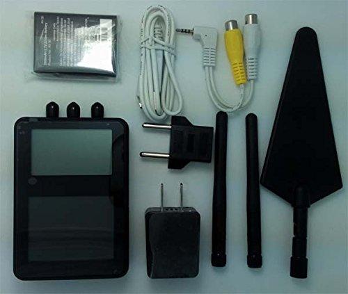 LawMate S-CMH1 900MHZ~6GHz Wireless Hidden Spy Camera Scanner 20MHz~6GHz RF Bug Signal Detector Finder