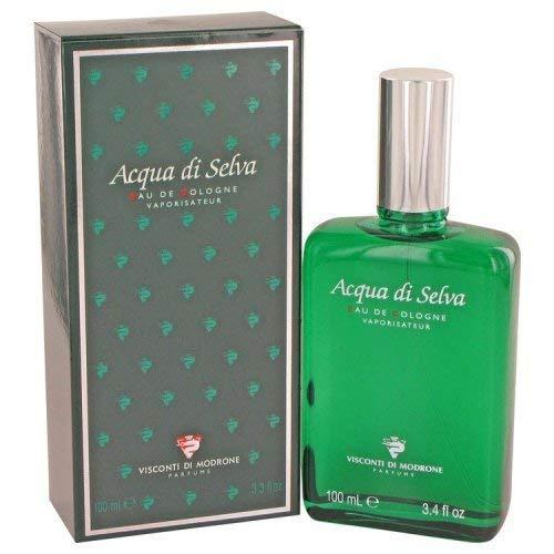 Visconti di Modrone Acqua di selva visconti di modrone eau aerosol de colonia 3.4 onzas verde