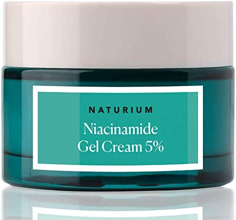 Niacinamide Gel Cream 5 1 7oz Vitamin B3 Minimize Pores Deep Hydration Facial Cream with Niacinamide product image