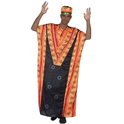 DISFRAZ AFRICANO HOMBRE ADULTO