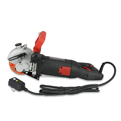 Wall Line Cutter, 220V 4800W 42mm Electric Wall Chaser Groove Cutting Machine Slotting machine
