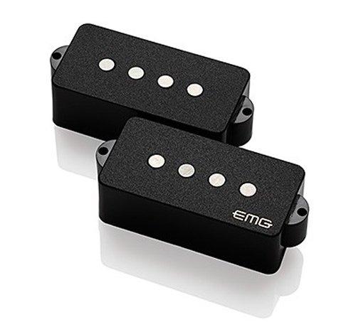 EMG Geezer Butler PHZ Bass Set black