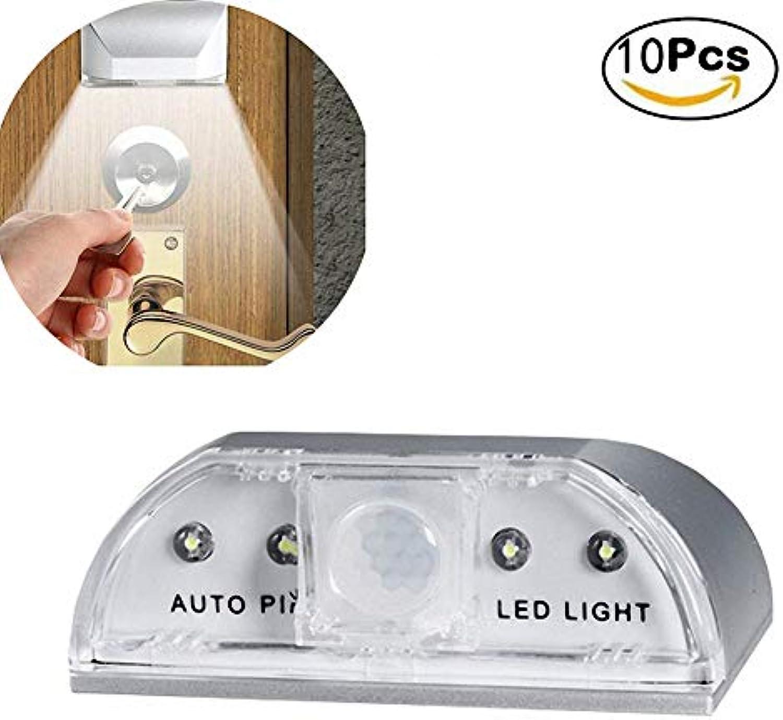GUDEMN LED Nachtlicht für Keyhole Door Lock Keyhole Motion Sensing Light