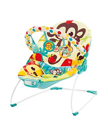 Cadeira De Descanso Musical E Macaco, Mastela, Multicor, Médio