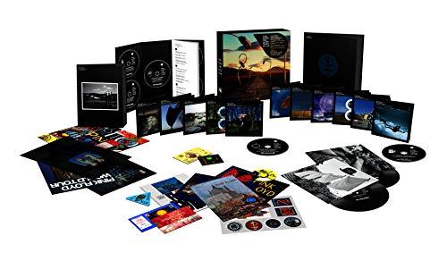 "The Later Years 1987 2019 (Box 5 Cd + 6 B.Ray + 5 Dvd + 2 Vinili 7"")"